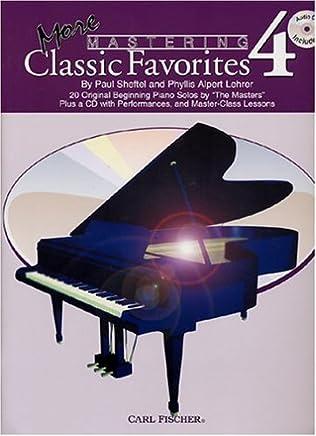 More Mastering Classic Favorite - Book 4