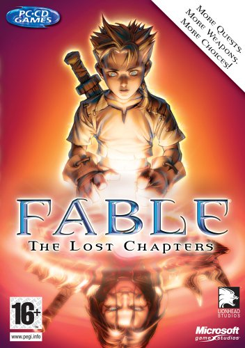 Fable: The Lost Chapters (PC CD) [Importación inglesa]