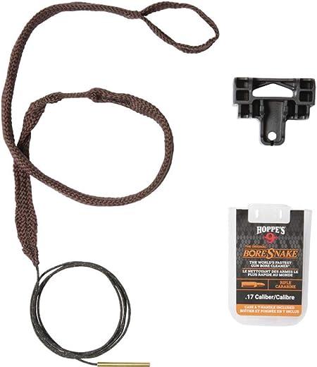Target Great Gear Bore Snake In Your Sights IYS Cable limpiador de barril calibre 17 .17 hmr