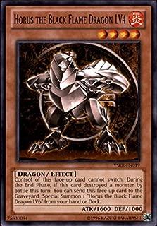 2013 Yu-Gi-Oh Starter Deck Kaiba Reloaded Unlimited #YSKREN019 Horus the Black Flame Dragon LV4 C