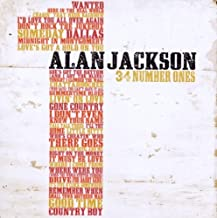 34 Number Ones by Alan Jackson (2010-11-22)