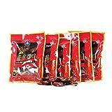 Korean Premium Red Ginseng HongSamin Hard Candy (100gx6packs) 600g - Strong Red Ginseng Ta...