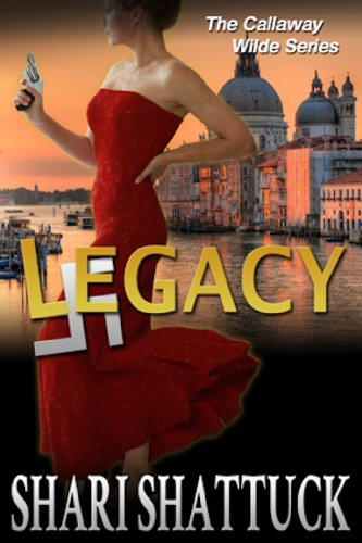 Legacy (The Callaway Wilde Series Book 4) (English Edition)