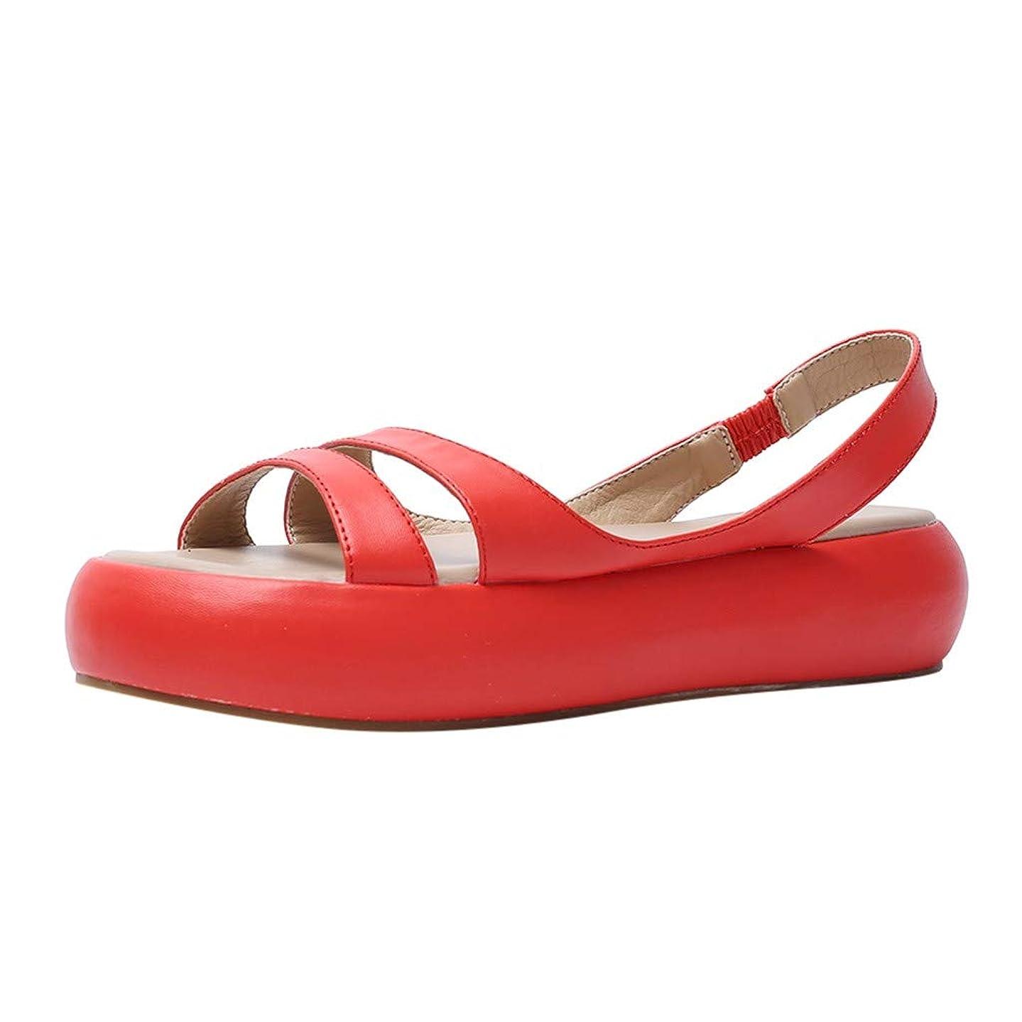 ??NEARTIME??Women's Beach Walk Shoes, Summer Casual Shoes Platform-Bottom Sandals Slip-On Basic Shoes