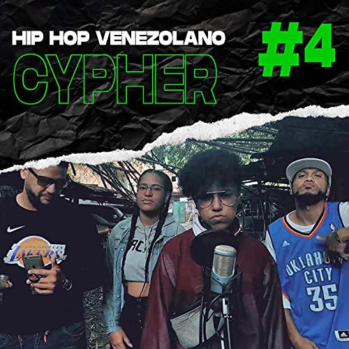 Cypher hip hop Venezolano, Pt. 4 (feat. Killer Insane, el invicto LFZ, Aiskelve & Afreeka La Negritud) [Explicit]