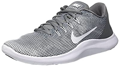 Nike Men's Flex RN 2018 Running Shoe Cool Grey/White Size 11 M US
