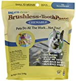 ARK NATURALS Breath-Less Brushless Toothpaste - 12 oz Pack of 2