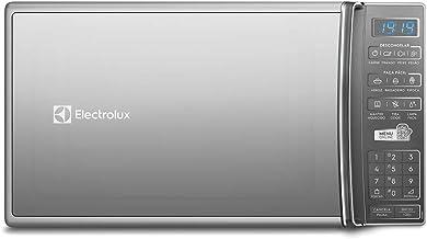 Micro-Ondas Electrolux MS37R Prata 27L com 55 Receitas pré-programadas no Menu Online - 220V