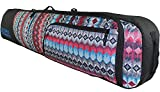 Element Equipment Deluxe Padded Snowboard Bag - Premium High End Travel Bag 165 Aztec
