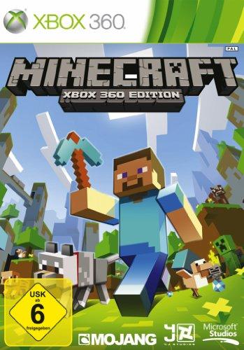 Minecraft - Xbox 360 Edition [Software Pyramide] [Edizione: Germania]