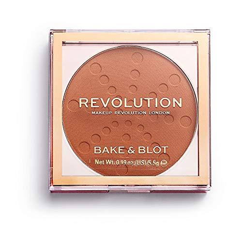 Makeup Revolution Bake and Blot, Orange, 5 g