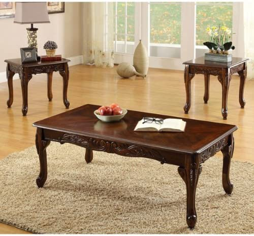 247SHOPATHOME living-room-table-sets National products Cherry Special price