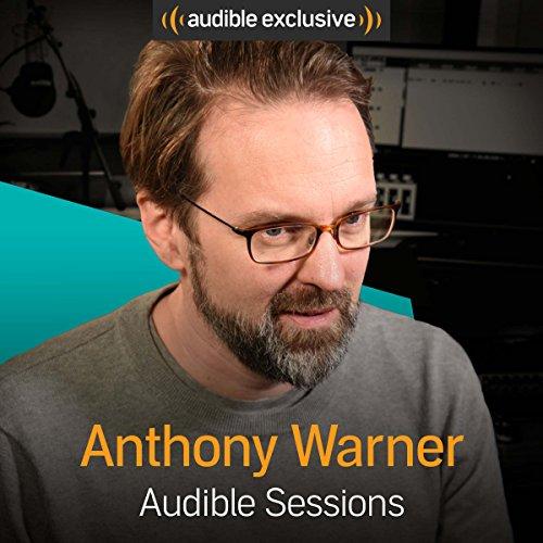 Anthony Warner audiobook cover art