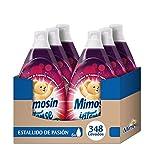 Mimosin Intense Estallido de Pasión Suavizante - 58 lavados - pack de 6