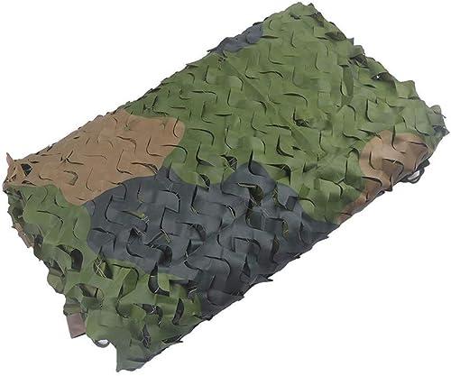 Filet Camo Visière Extérieure GR Parasol de Tissu de Tente de Camouflage de Mode de Montagne adapté à la Photographie de décoration de Jardin Multi-Taille facultatif (Taille  3  3m) Armée Camo Filet