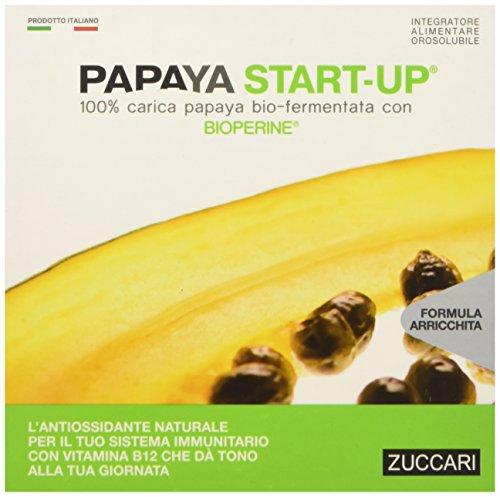 Zuccari Papaya Start-Up 10 Bustine da 5.005G