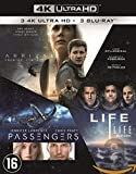 Coffret : Arrival + Life + Passengers - Edition 4K UHD [Blu-ray]