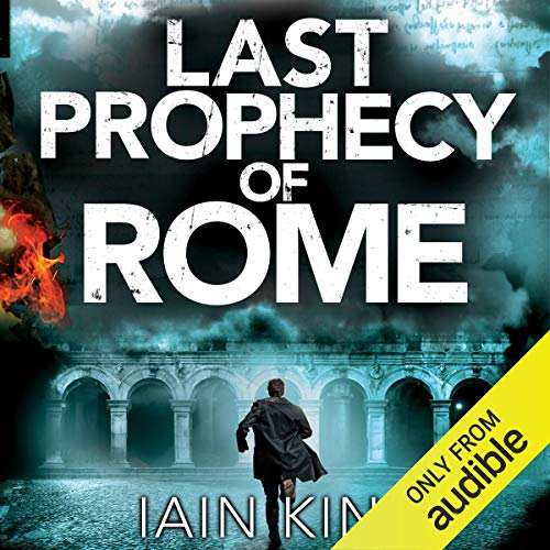 Last Prophecy of Rome cover art