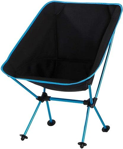 CFR-Chair Chaise de pêche Se Pliante extérieure Chaise de Lune portative Ultra légère Chaise en Aluminium de Loisir de Croquis de Chaise