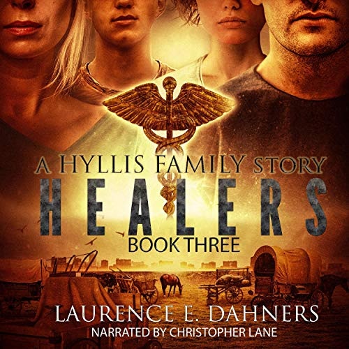 Healers Audiobook By Laurence Dahners cover art
