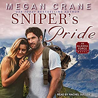 Sniper's Pride     Alaska Force, Book 2               Written by:                                                                                                                                 Megan Crane                               Narrated by:                                                                                                                                 Rachel Dulude                      Length: 9 hrs and 7 mins     Not rated yet     Overall 0.0