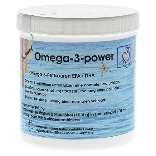 OMEGA-3 Power Pulver 220 g Pulver