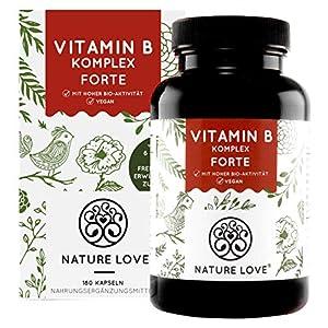 Vitamin B Komplex forte hochdosiert wirkung