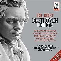 The Complete Idil Biret Beethoven Edition by Biret (2011-10-25)