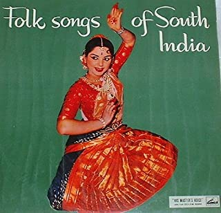 Folk Songs of South India LP