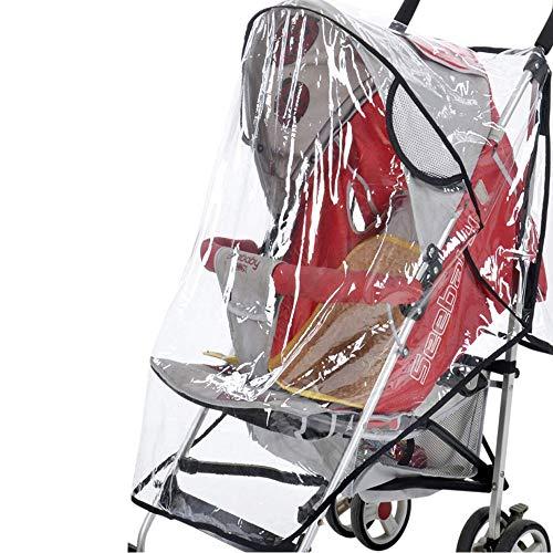 Everyfit Simplicity Waterdichte Weer & Baby Kinderwagen Cover Voor Alle Kinderwagen Regenhoes, Weerschild