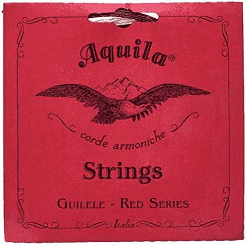 Aquila - Set de cordes guitalele e-a-d-G-B-E Red Serie