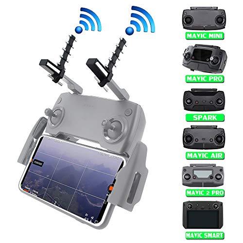 STARTRC Yagi-Uda Estensore di portata del ripetitore del segnale dell\'antenna del telecomando per DJI Mavic Mini / Mavic 2 / PRO / DJI Spark / DJI Mavic Air Drone 5.8Ghz