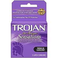 Trojan - 彼女の喜びのコンドーム