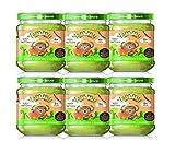 'Yammy - Potito Comida Beb Ecológico de Brócoli Espinacas Quinoa +6 meses Pack 6 x 195 gr - Total: 1170 gr'