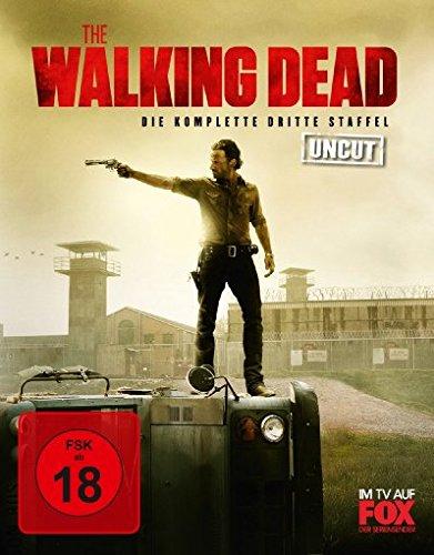 The Walking Dead - Staffel 3 (Uncut) [Blu-ray]