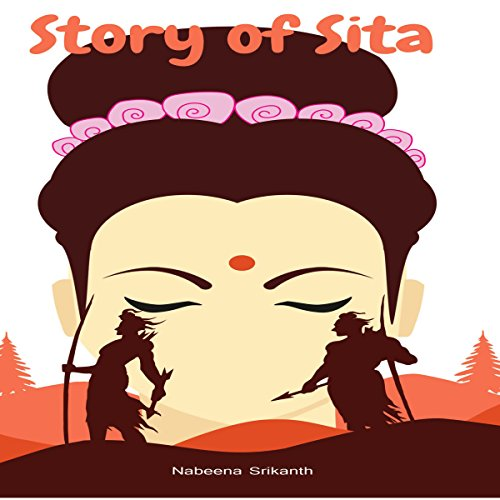 Story of Sita audiobook cover art