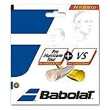 Babolat Hybride PHT 125 + Vs 130 Cordaje de Tenis, Unisex Adulto,...