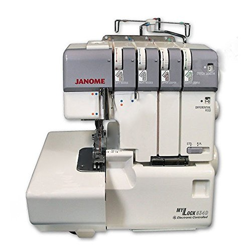 Discover Bargain Janome 634D MyLock Electronic Serger By The Each