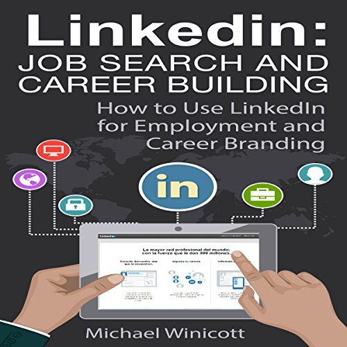 LinkedIn: Job Search and Career Building audiobook cover art