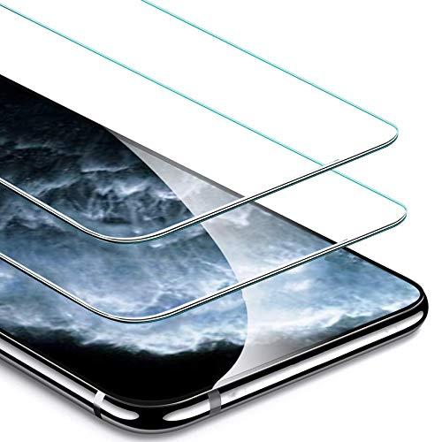 FMPC Xiaomi Redmi 5A 用強化ガラスフィルム [2枚入り] [ケースと相性バッチリ] Xiaomi Redmi 5A製硬度9H 強化ガラス液晶保護フィルム 高透過率 指紋/気泡防止 耐衝撃