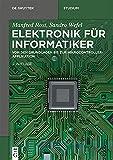 Elektronik für Informatiker:...