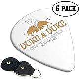 Trading Places Duke And Duke (1) Médiator pour guitare, Guitares électriques, Convient pour guitare