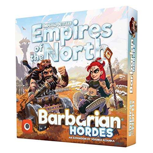 Portal Publishing 393 - Empires of the North: Barbarian Hordes