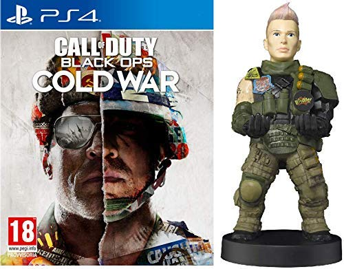 Call of Duty: Black Ops Cold War + Cable Guy Battery [Esclusiva Amazon]