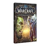 World of Warcraft - Póster de lienzo para pared (60 x 90 cm)