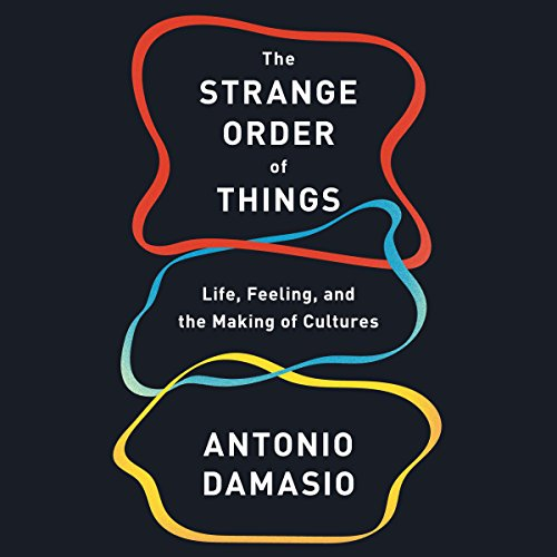 The Strange Order of Things audiobook cover art