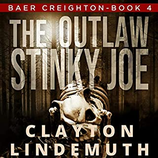 The Outlaw Stinky Joe audiobook cover art