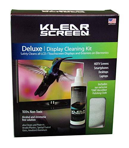 Klear Screen Deluxe Cleaning Kit for All Screens (KS-VSK)