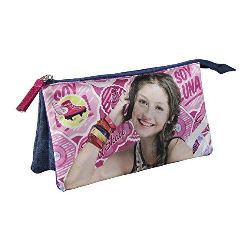 Soy Luna Pencil Case Girls Skate