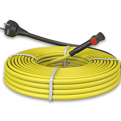 Rohrbegleitheizung, selbstregulierendes Heizkabel, Länge 10m (100 Watt)
